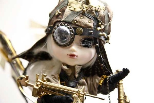 Steampunk Face
